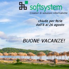 Buone vacanze da Softsystem